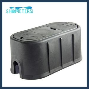 DN25 Water meter box Water meter parts