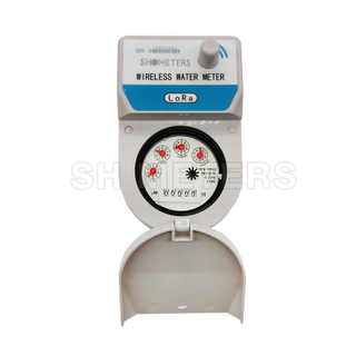 high quality liquid seal smart water meter