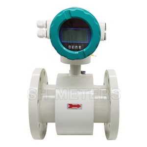 220v sensor wifi intelligent electromagnetic flowmeter price made in china