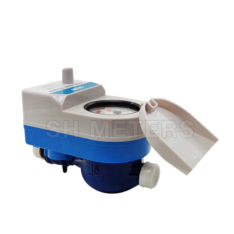 dn15 digital smart Wireless AMR lora water meter