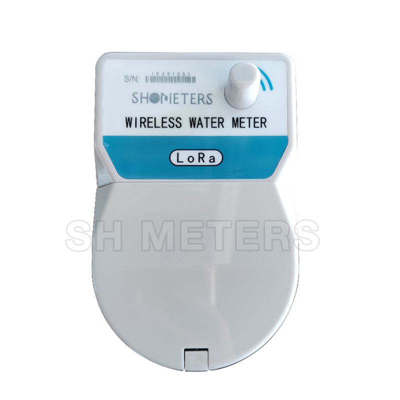 LORA remote monitoring water meter