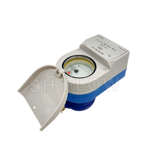 nbiot with software water meter