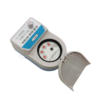 Valve control lora electronic remote reading water meter