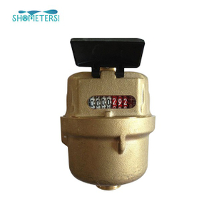 dn25 great volume class c volumetric kent water meter