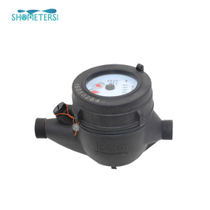 Water meter plastic of water volume meter china