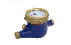 b class r160 water meter core multijet water meter in china