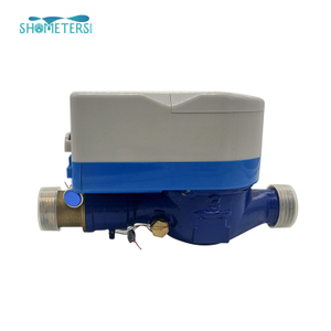 gprs wireless ami water meter