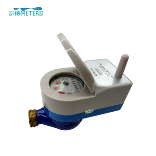 dn 25 brass housing wireless smart remote lora water meter